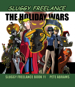 Book 11- The Holiday Wars